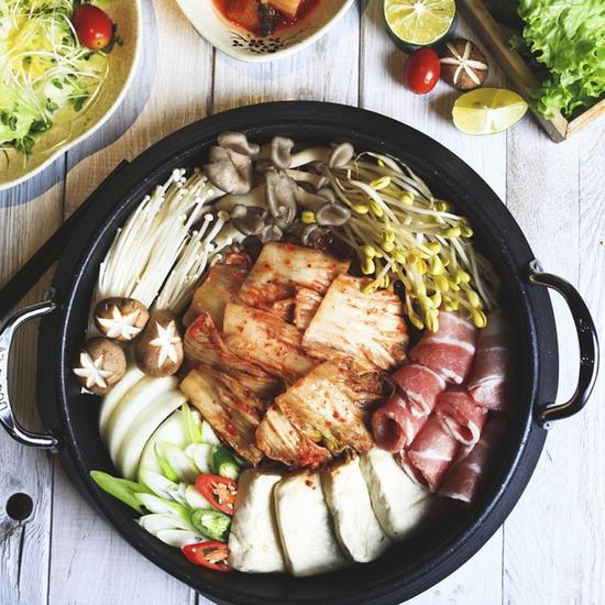 Buffet Nướng Lẩu Hải Sản Cực Chất - Menu Mới Tại Sariwon - BIGC THĂNG LONG