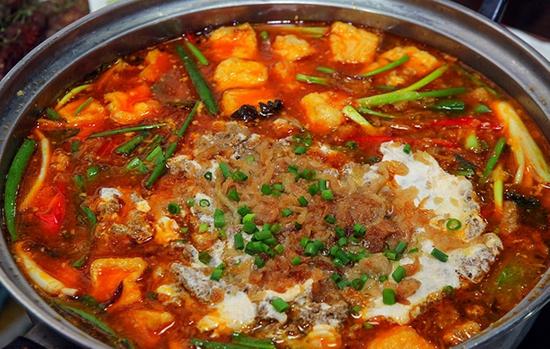 Combo Riêu Cua Bắp Bò, Chim quay, Chân gà chiên mắm cho 4-6 người tại Nhà hàng Hội Quán