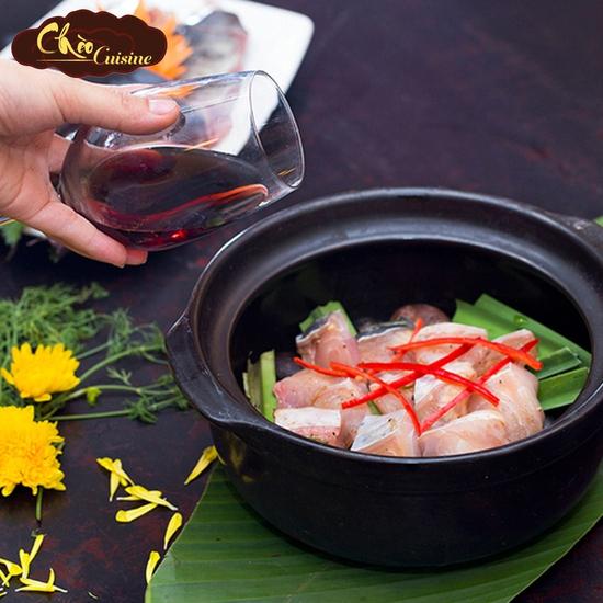 Thưởng Thức Trọn Vẹn 6 Món Từ Cá Lăng cho 4-6 người tại NH Chèo Cuisine