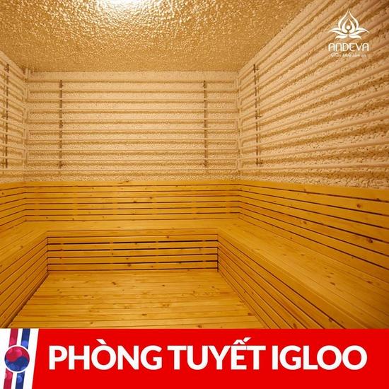 Spa Nghỉ Dưỡng Gia Đình Jjim Jil Bang Hàn Quốc Tiêu Chuẩn 5 Sao Lần Đầu Tiên Có Mặt Ở Hà Nội Tại Andeva Spa