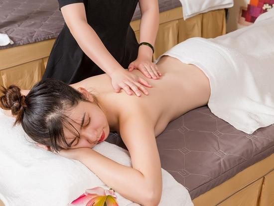 Trải nghiệm Massage body cao cấp - Giá cực ưu đãi Viện thẩm mỹ và đào tạo Han Beauty