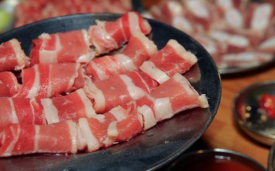 Thả ga Buffet lẩu siêu hấp dẫn - Ba chỉ bò Mỹ & nhiều món ăn thoải mái - Free đồ uống & tráng miệng