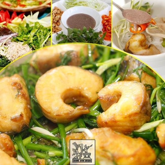 Thưởng thức Buffet trưa Quà Hà Nội hương vị đặc sắc tại DONG SON DRUM - RESTAURANTThưởng thức Buffet trưa Trăm món Quà Hà Nội hương vị đặc s