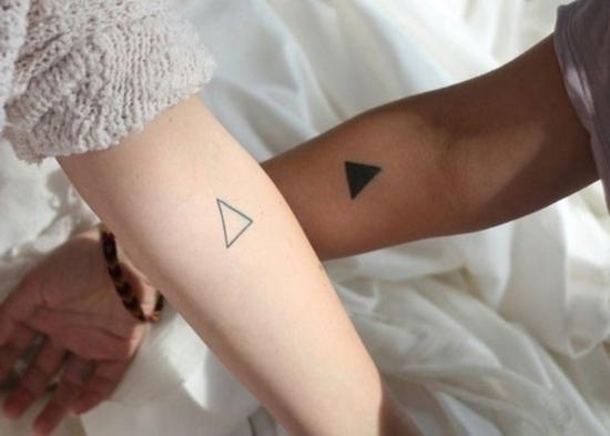 Xăm hình Tattoo, ký tự mini siêu đẹp, siêu chất tại Nhung Hair Salon