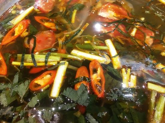 Combo bánh tráng cuốn thịt heo, lẩu ếch măng cay & nhiều món hấp dẫn - Tam Kỳ Quán