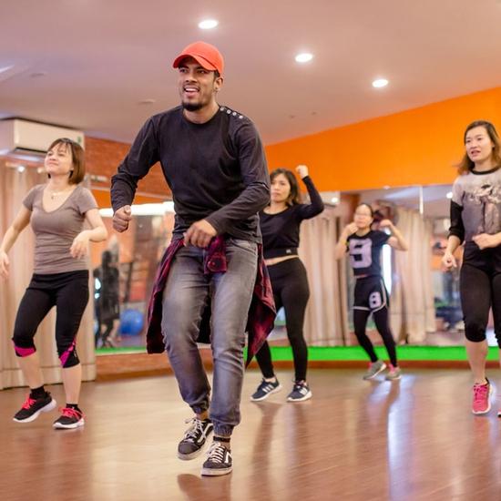 Thẻ tập trải nghiệm 6 buổi giá chỉ 50k tại Hệ thống Shivom Yoga & Dance