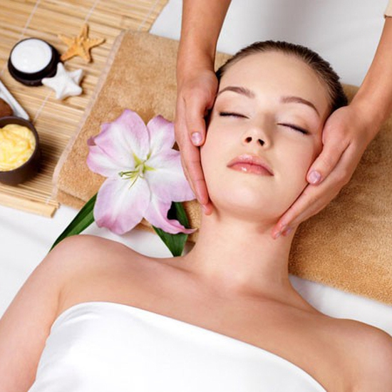 Massage Body Thư Giãn + Chăm Sóc Da Mặt Tại Spa Thảo