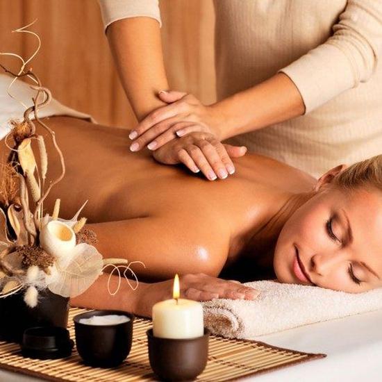 Xông hơi đá muối Đẳng cấp 5 Sao + Massage Body Tại Spa Thảo