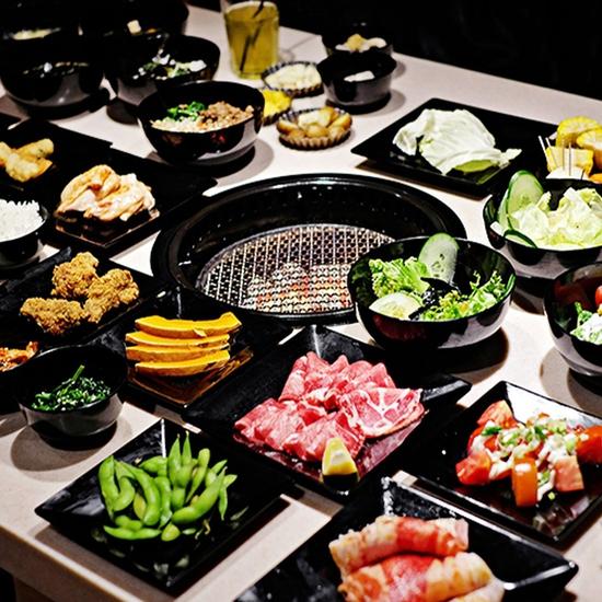 Buffet Nướng Chuẩn Vị Nhật Tại Gyu Kaku Vincom Phạm Văn Đồng