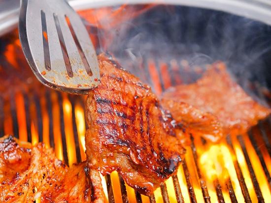 Buffet Nướng lẩu thả ga  tại Habit BBQ – Menu Happy không phụ thu