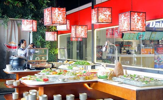Buffet Nướng Lẩu thả ga  tại Buffet Hong Kong New - Tặng 1 ly Coca