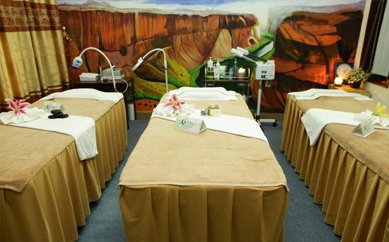 2 buổi giảm béo kết hợp massage dưỡng sinh chuyên sâu Công nghệ máy CAVI LIPO  tại Gai A Spa Mộc Trà
