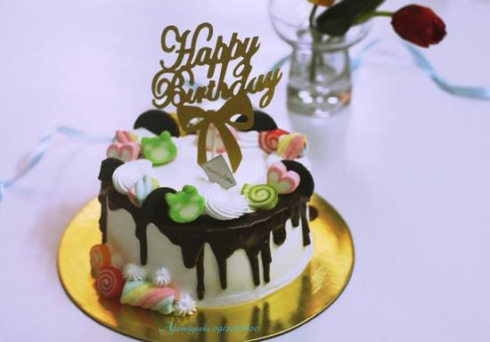 Voucher mua bánh kem tươi sinh nhật tuyệt hảo tại Afamilycake