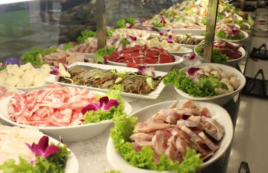 Dedi Deli - Buffet Nướng Lẩu – Tặng kèm 40 món ăn chơi