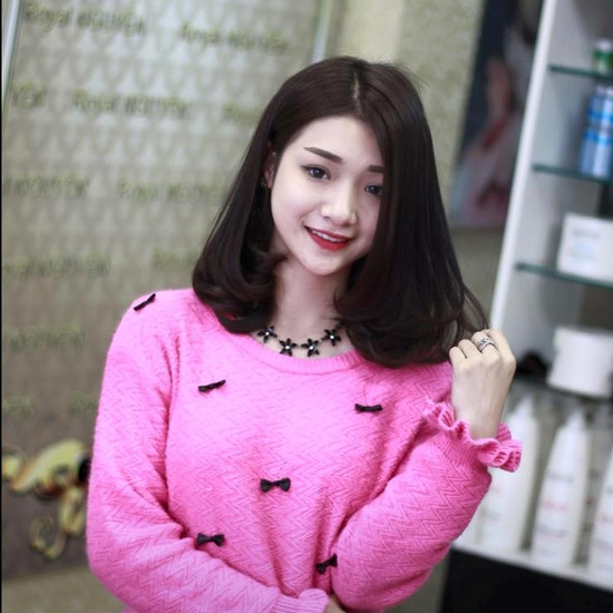 Trọn gói ép/uốn/nhuộm siêu mềm mượt, bóng bẩy tại Salon tóc Hà Nguyễn