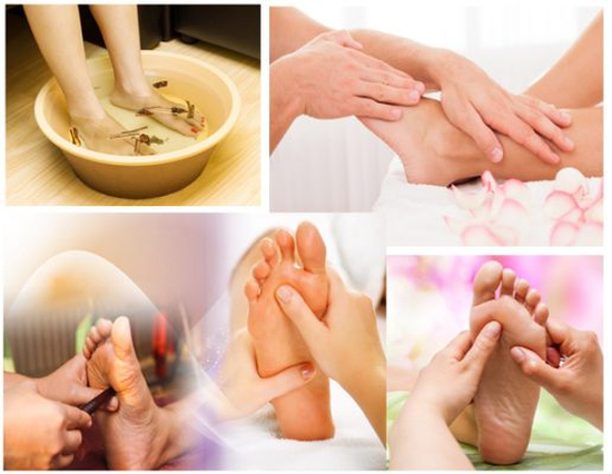 Art Spa: (120') Xông hơi + Ngâm chân + Foot + Massage Body + Làm tan mỡ bụng + Đắp mặt nạ - MIỄN TIP