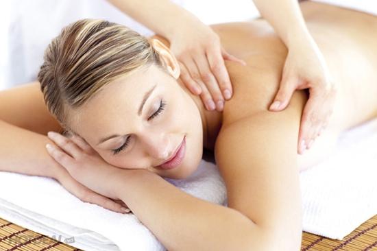 Massage cổ vai gáy xua tan mệt moi, giảm căng thẳng - Tặng mặt nạ mắt tại Eco Lilly Spa
