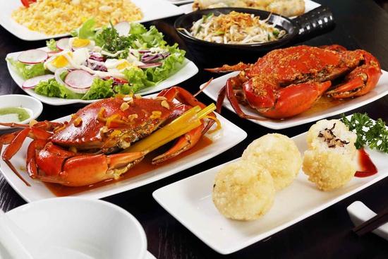 Voucher giảm giá tại NH QUEEN'S CRAB - Crab & Seafood Restaurant thiên đường cua ngon cho mọi nhà