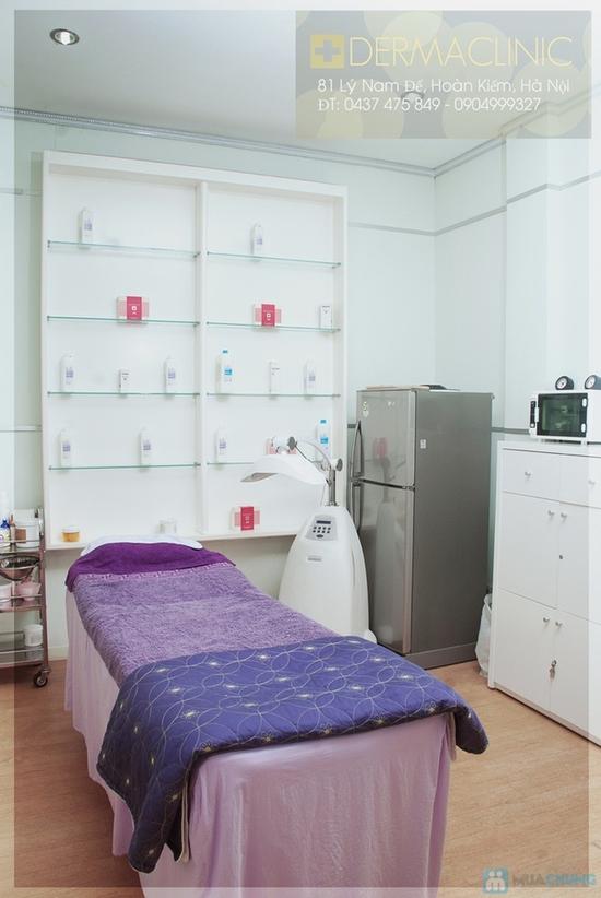 Công nghệ giảm mỡ từng phần bằng máy SA+RF+Massage tại Dermaclinic spa