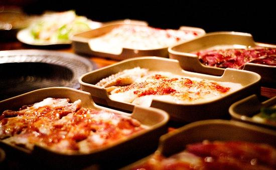 Buffet Nướng Lẩu thả ga tại Hong Kong New BBQ & Hot Pot Artemis