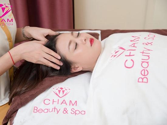 Peel da đặc trị mụn cao cấp Image tại Cham Beauty Spa
