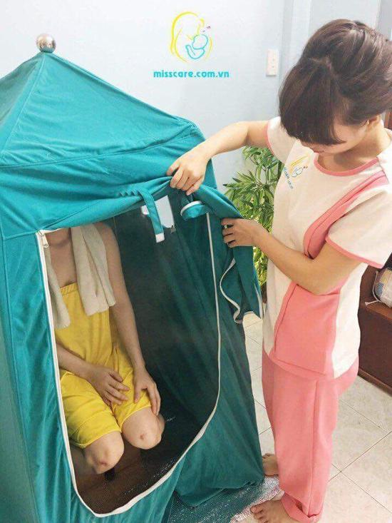 Liệu trình VIP: Làm đẹp sau sinh cho mẹ tại MissCare Hà Nội (120 phút)