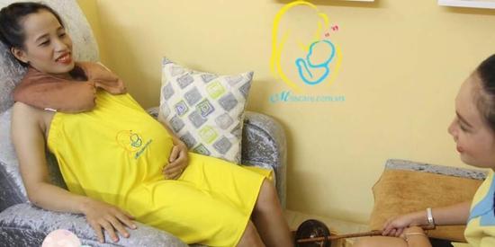 Massage bầu tại nhà - Misscare Hà Nội