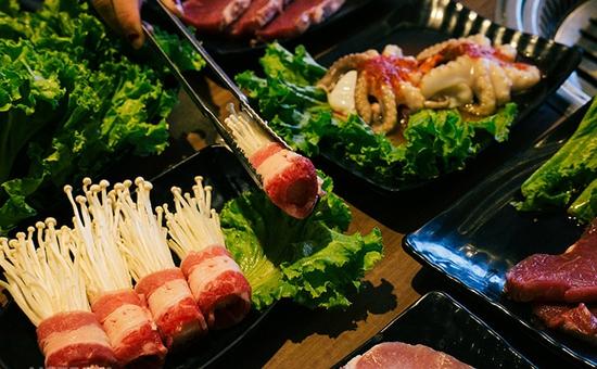 Thưởng thức Buffet Nướng (Hoặc) Lẩu Thả Ga nhiều món chỉ với 99k tại NH Lẩu Cuốn