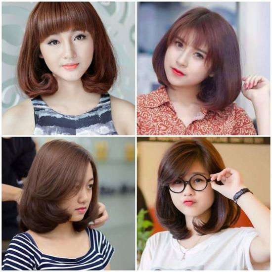 Tạo kiểu và giữ chuẩn phom đẹp như ý tại Hà An Hair Salon Tôn Thất Tùng