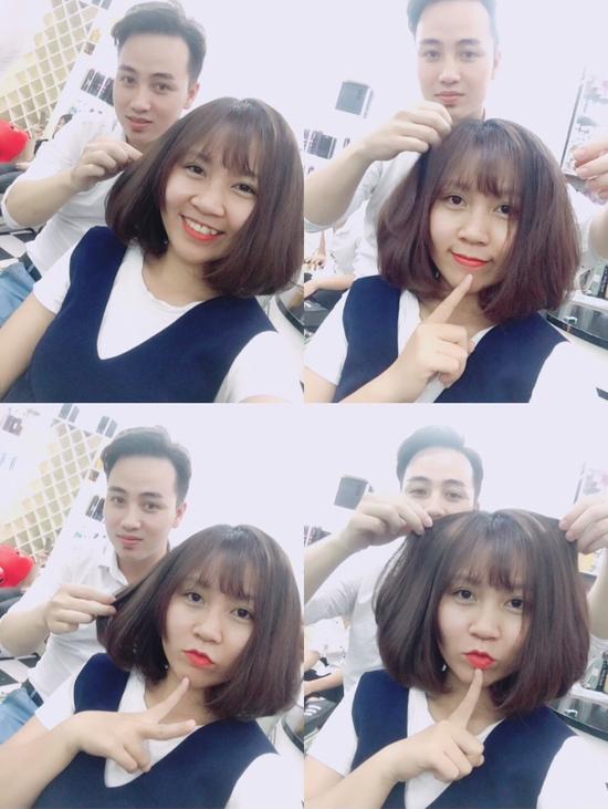 Gói làm tóc 6 in 1, tạo kiểu chuyên nghiệp, giữ phom đẹp tại Hà An Hair Salon Tôn Thất Tùng