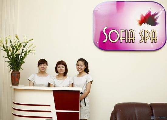 Trị mụn chuyên sâu tế bào gốc tại SOFIA SPA