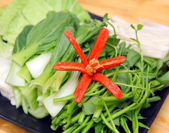 Ăn thả ga buffet lẩu bò Mỹ + nhiều món ăn kèm hấp dẫn tại Buffet Ngon 38 Ngọc Khánh