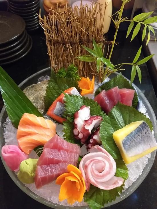 Thưởng thức tinh hoa ẩm thực Nhật tại Nhà hàng Min Sushi 90 Láng Hạ