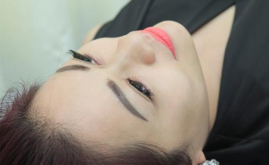 Nối mi mắc tóc/ Đính đá răng siêu sáng - Camellia Spa