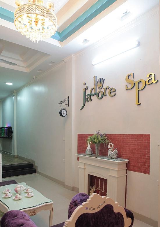 Ủ trắng collagen toàn thân cho da trắng sáng tại Jadore Spa