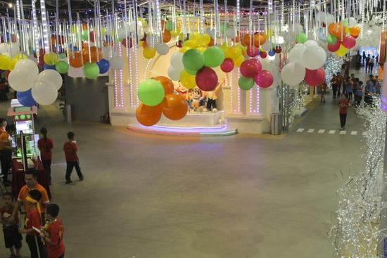 Vé vui chơi trọn gói tại Kizciti - Thành phố Hướng Nghiệp (Áp dụng cuối tuần)