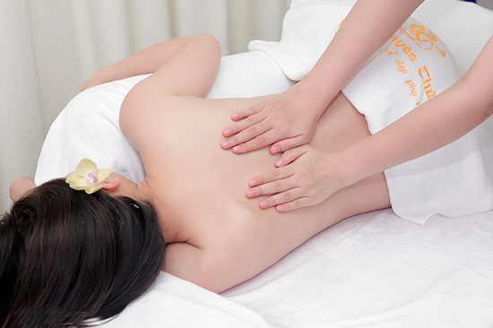 90 phút Massage bầu thư giãn, giảm đau nhức, tốt cho mẹ và con tại Duyên Thủy Spa