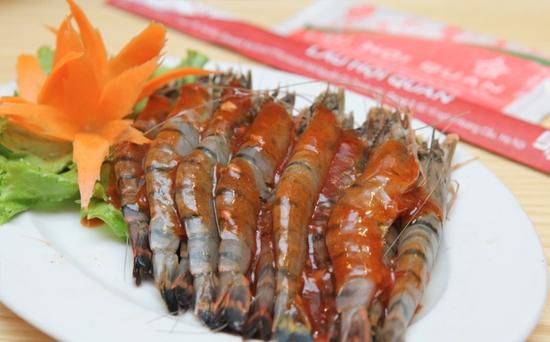 Butffet Nướng ngon tuyệt đỉnh ấm áp ngày đông tại Nhà hàng Lẩu Hội Quán Menu 185K