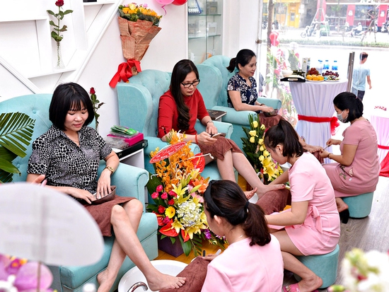 Phun thêu thẩm mỹ Công nghệ số 01 Hàn Quốc tại Khánh Hương Spa