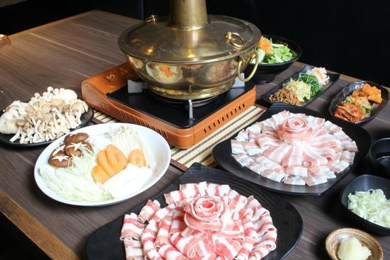 Buffet Lẩu Nhật Bản thượng hạng Menu 390K tại nhà hàng Takumi-Ya