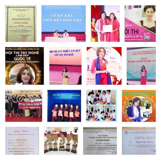 Khóa học phun xăm từ cơ bản đến chuyên nghiệp trong 1 tháng tại Khánh Hương Spa