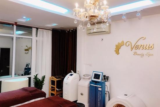 Phun môi siêu vi điểm 3D Hàn Quốc tại Venus Beauty Spa