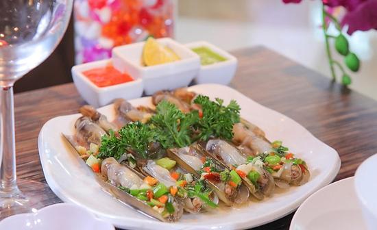 Buffet Hải Sản Tươi Ngon Đẳng Cấp Dedi Deli Seafood BBQ & Hot Pot Buffet - Times City - Free Coca