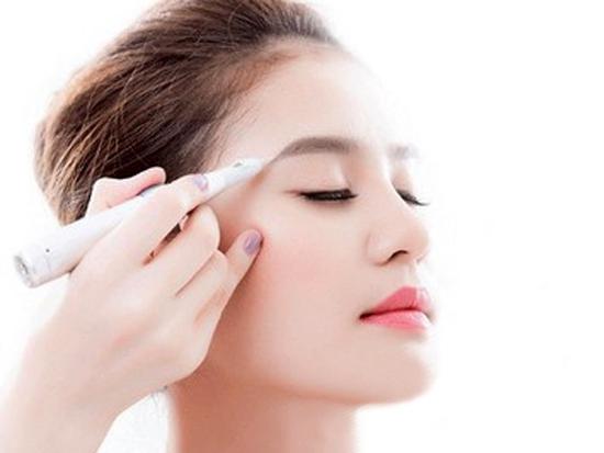 Phun môi/mày, khử thâm môi phibrow - tặng 1 lần dặm lại tại Trang Beauty Spa