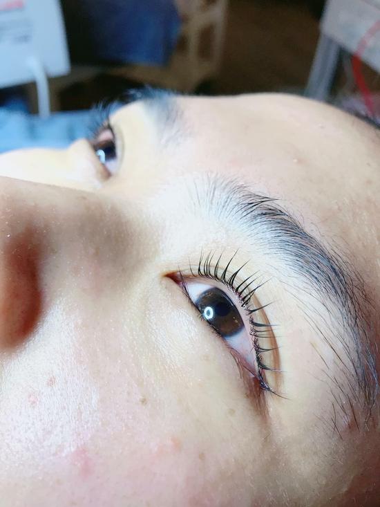 Lớp học công nghệ uốn mi colagen6D + phủ đen sợi tại Lilian Spa - Beauty & Cosmetic