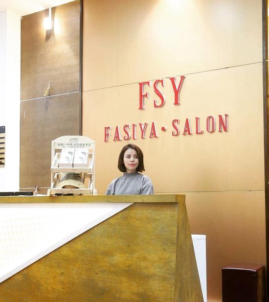 Dịch vụ Cắt + Gội dưỡng sinh + Sấy tạo kiểu tại Fasiya Salon 74 Trung Hoà