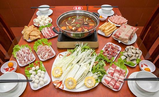 {Chỉ 89K} Thưởng Thức Buffet Lẩu nhiều món ngon tại Nhà hàng Phúc Dương