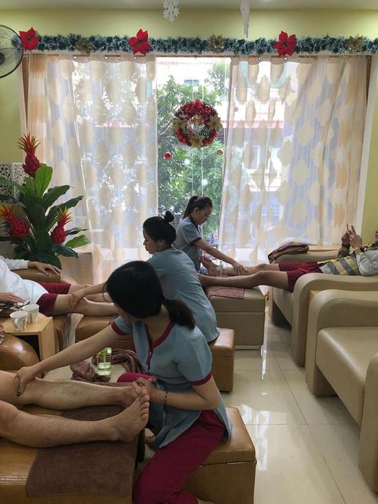 Chỉ với 99K, bạn đã có 1 buổi massage giữa trung tâm Phố Cổ