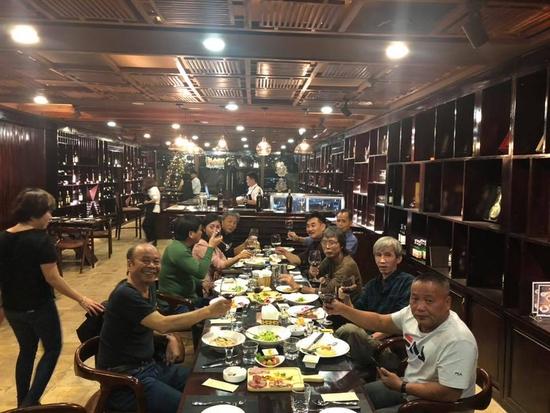 Combo BBQ Ribs thượng hạng tại Nhà hàng Wine & Steak House Hồ Tây