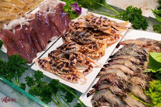 Adobi Buffet - Buffet nướng lẩu hải sản hơn 140 món cực chất